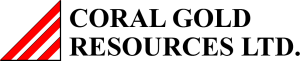 Coral Gold Resources Ltd. Logo